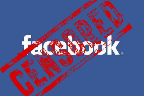 facebook pd censura