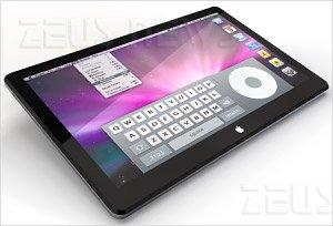 Apple netbook tablet tra i 500 e i 700 dollari