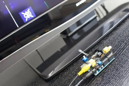 Enough Already zittire televisione Arduino