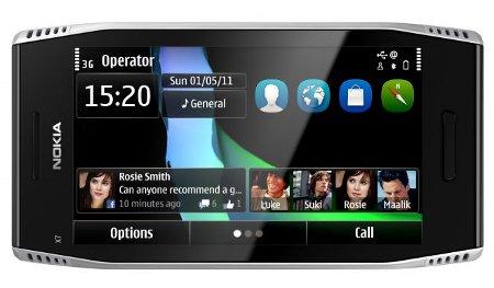 Symbian Anna Nokia X7