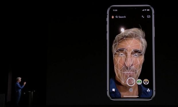 apple iphonex face id l