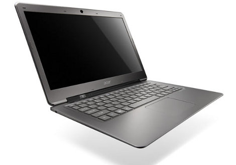 Acer Aspire S3 ultrabook Intel Core