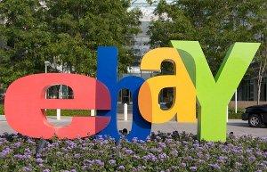 eBay Fbi Nrf merce rubata e-commerce