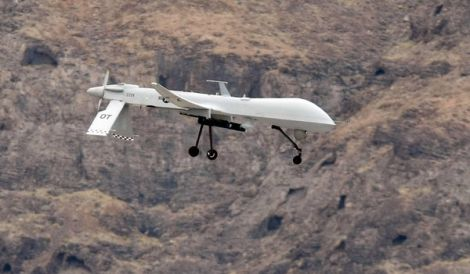 droni controlla clima