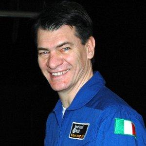 Paolo Nespoli ISS Twitter