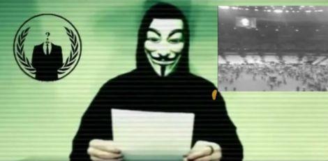 anonymous dichiara guerra isis parigi