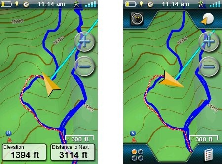 Magellan eXplorist 710 outdoor GPS