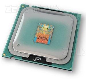 Un processore dual-core di Intel