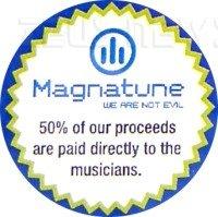 Il logo di magnatune
