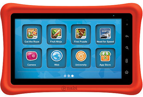 nabi tablet bambini Toys R US
