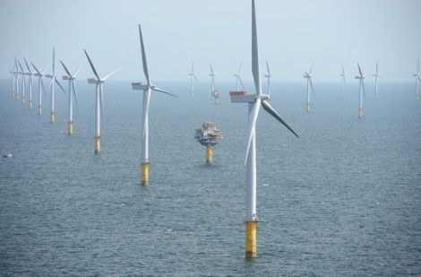 parco eolico offshore