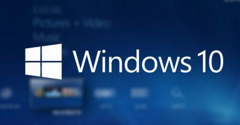 windows 10 installazione