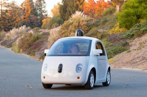google prototipo senza pilota