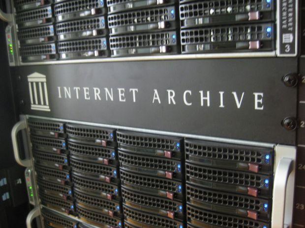 internet archive decentralizzato