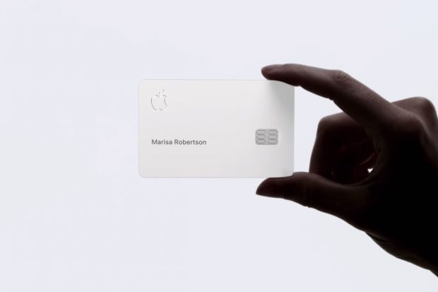 apple card truffa