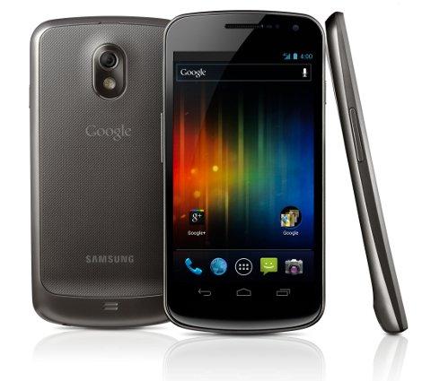Samsung Galaxy Nexus Google Android 4.0 Ice Cream
