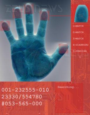 Unione Europea passaporti biometrici impronte