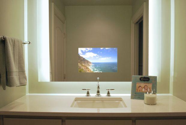 Tv dietro lo specchio vm85 regardsdefemmes - Specchio con tv ...