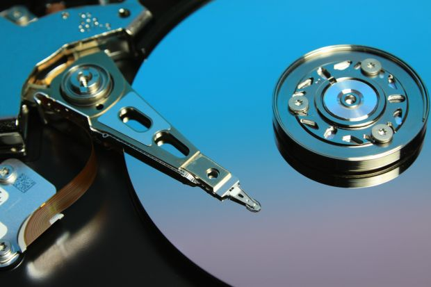 hard disk grafene