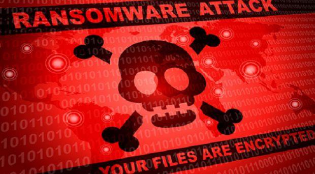 ransomware lazio