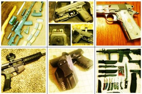 instagram armi