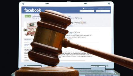 facebook insulto non diffamazione