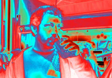 ubriachi infrarossi