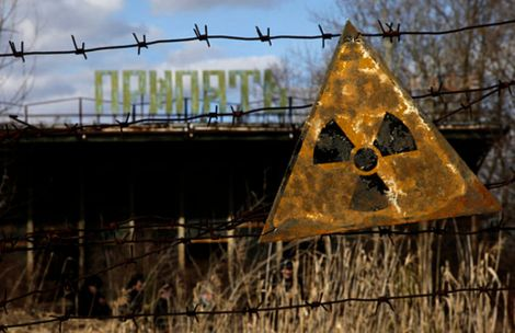 centrale solare chernobyl
