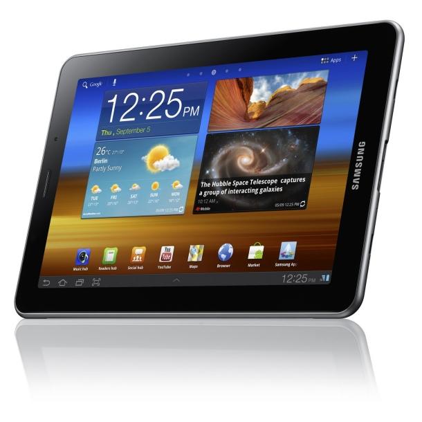 Galaxy Tab 7.7 Super AMOLED Plus Android 3.2