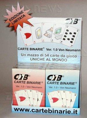 Carte binarie 1.0 Von Neumann
