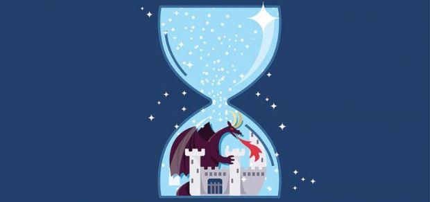 break the hourglass
