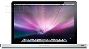 Apple MacBook Pro 15,4 display glossy