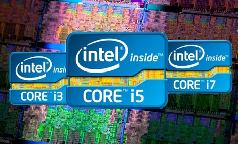Intel Sandy Bridge Core Pentium notebook