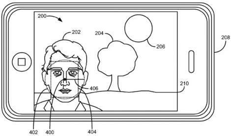 apple brevetto foto controluce