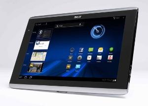 Acer Iconia Tab A500 Android 3.0 nVidia Tegra 250