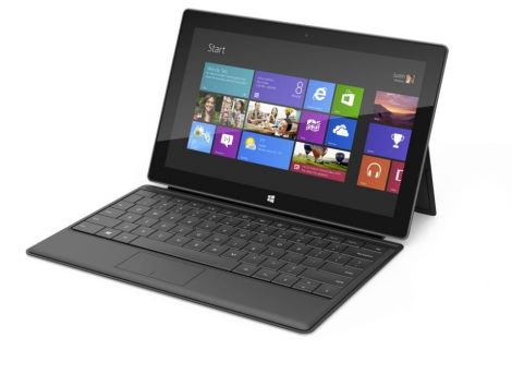 microsoft surface pro windows 8 tablet in italia