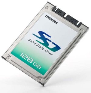 Toshiba SSD HDD