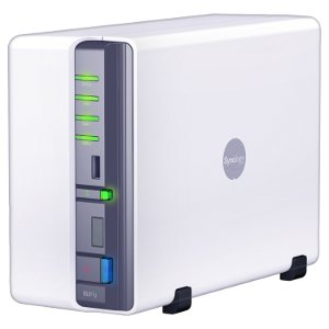 Synology DiskStation DS211j NAS iPhone Android