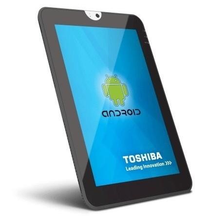 Toshiba Android 10.1 inch tablet nVidia Tegra 2