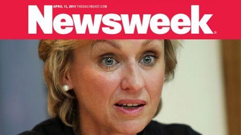 newsweek addio stampa