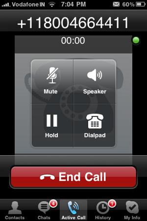iPhone Skype chiamate senza permesso URL SCHEME