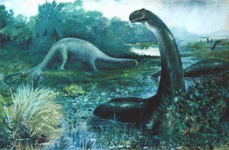 flatulenze dinosauri metano