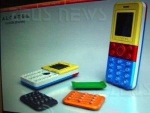 Alcatel Lego Phone cellulare che non esiste