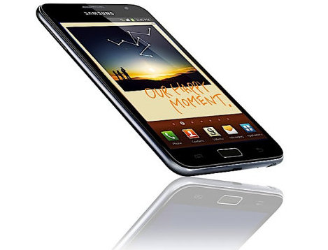Samsung Galaxy Note Italia 699 euro