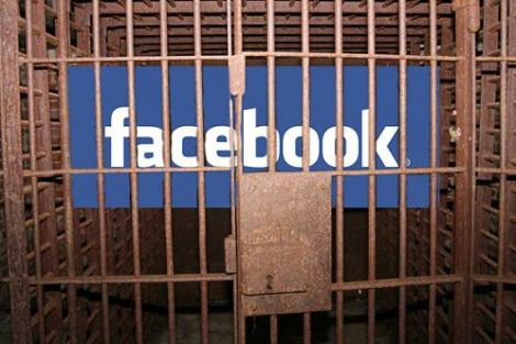 facebook like prigione diffamazione