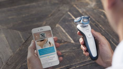 philips smart shaver 7000