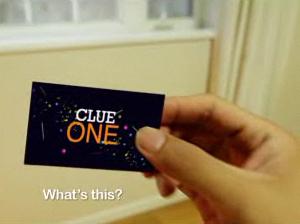 Caccia al tesoro con il telefonino LG CLUE