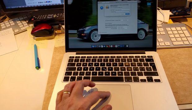 password mac