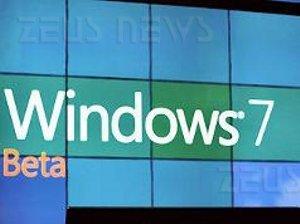 Windows 7 beta download limite 2,5 milioni 24/01