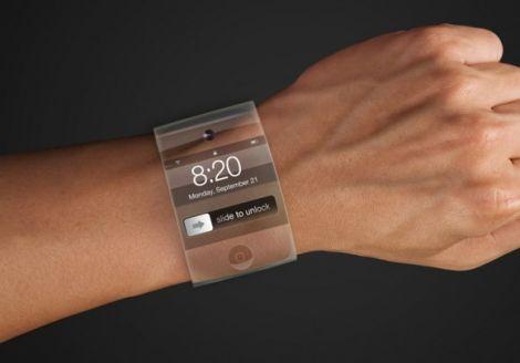 iwatch curvo concept apple